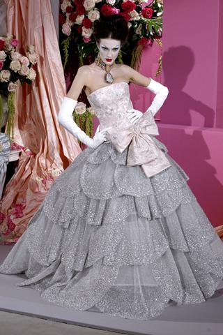 Dior, la plus princesse