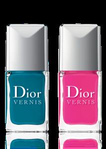 Mini Vernis Dior été 2013