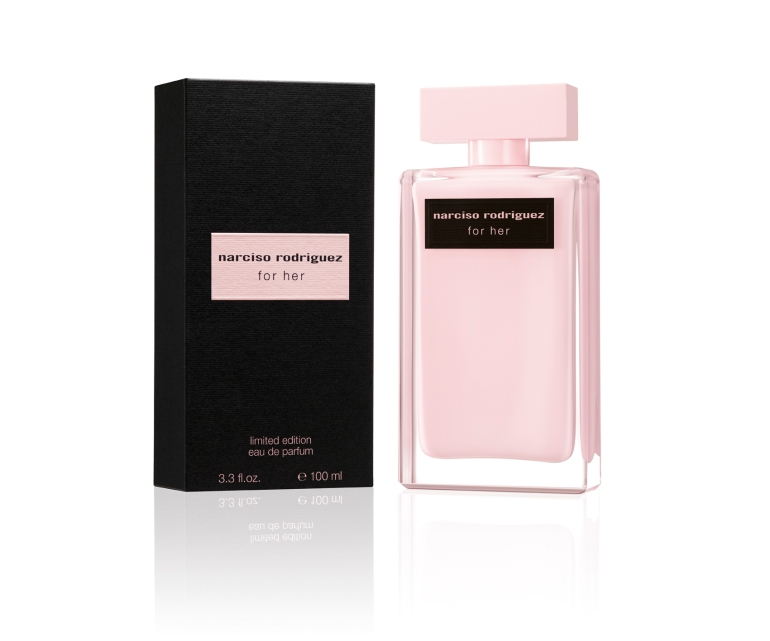 Edition limitée For Her de Narciso Rodriguez