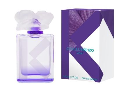 Kenzo violet