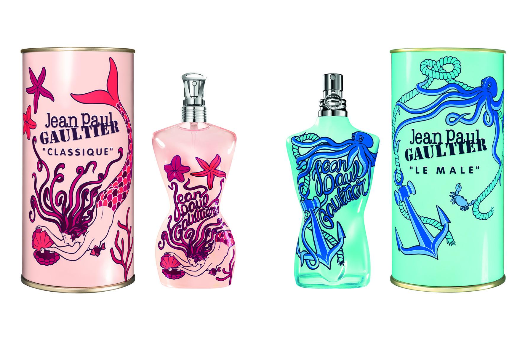 Limitee Edition Jean Gaultier Parfum Paul Femme Yfvbg6yI7m