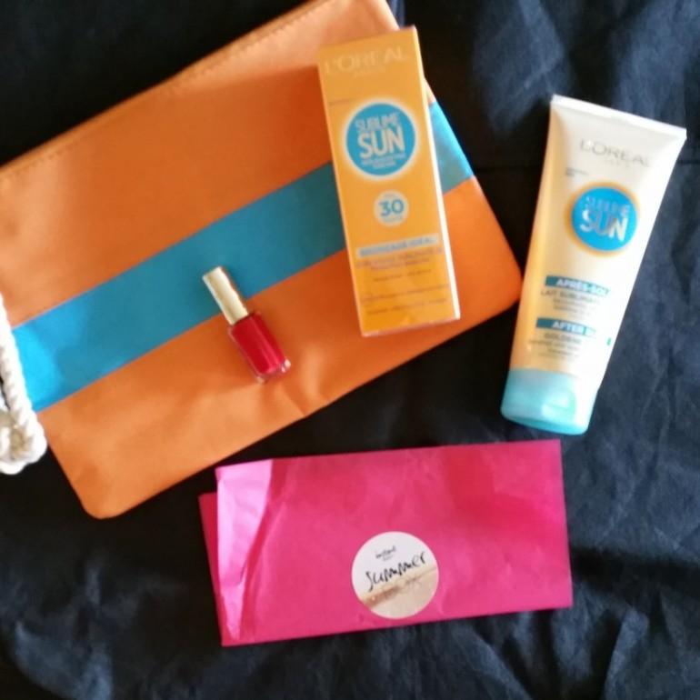 Summer Box L'Oréal