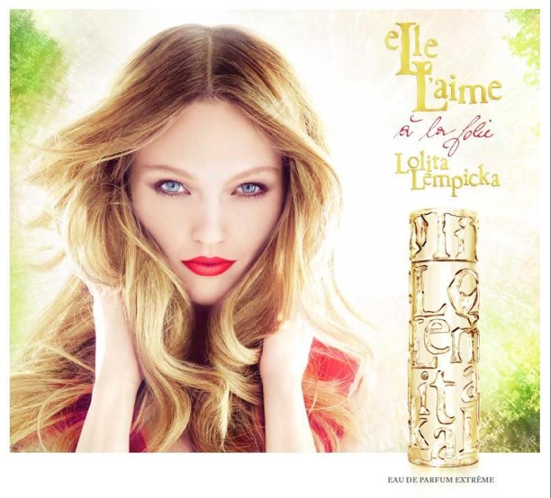 Elle L'Aime à la folie - Lolita Lempicka Source Facebook Lolita Lempicka https://www.facebook.com/LolitaLempickaOfficial/photos/pb.34949362381.-2207520000.1410873305./10152231703937382/?type=3&theater