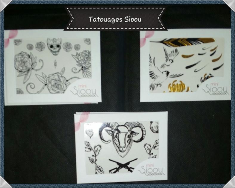 Tatouages Sioou