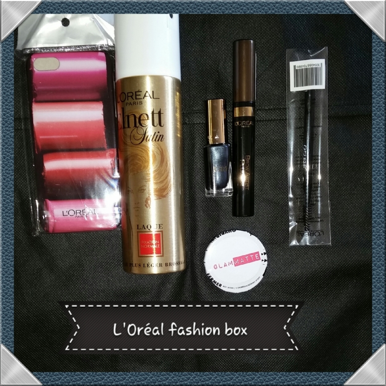 Box L'Oréal Fashion Box