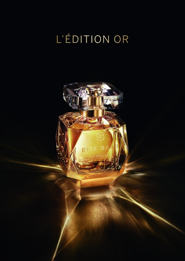 Elie Saab Le Parfum L'Edition Or #celebrateingold