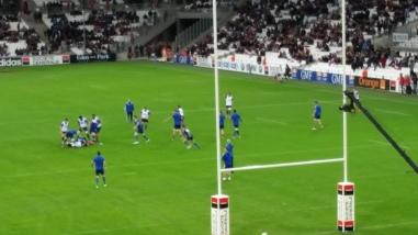 XV de France vs Fidji
