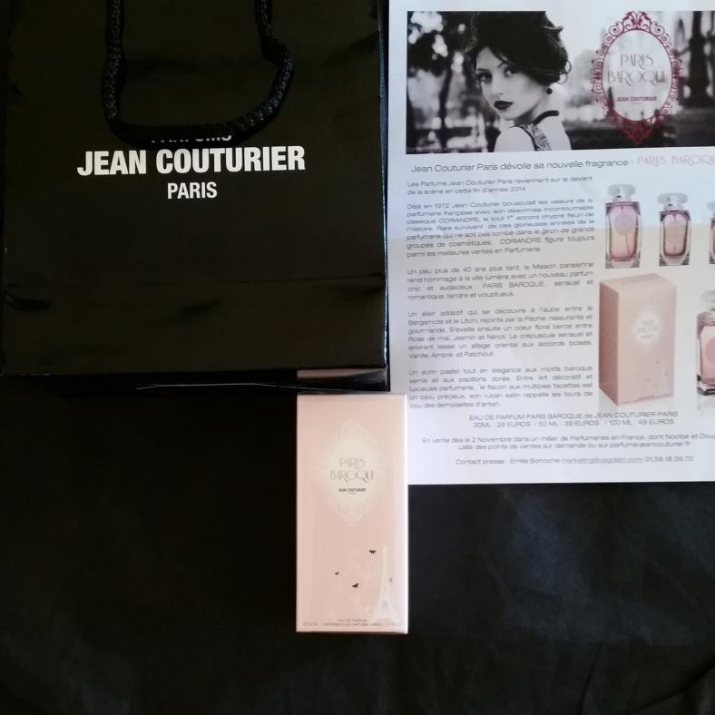 Paris Baroque Jean Couturier