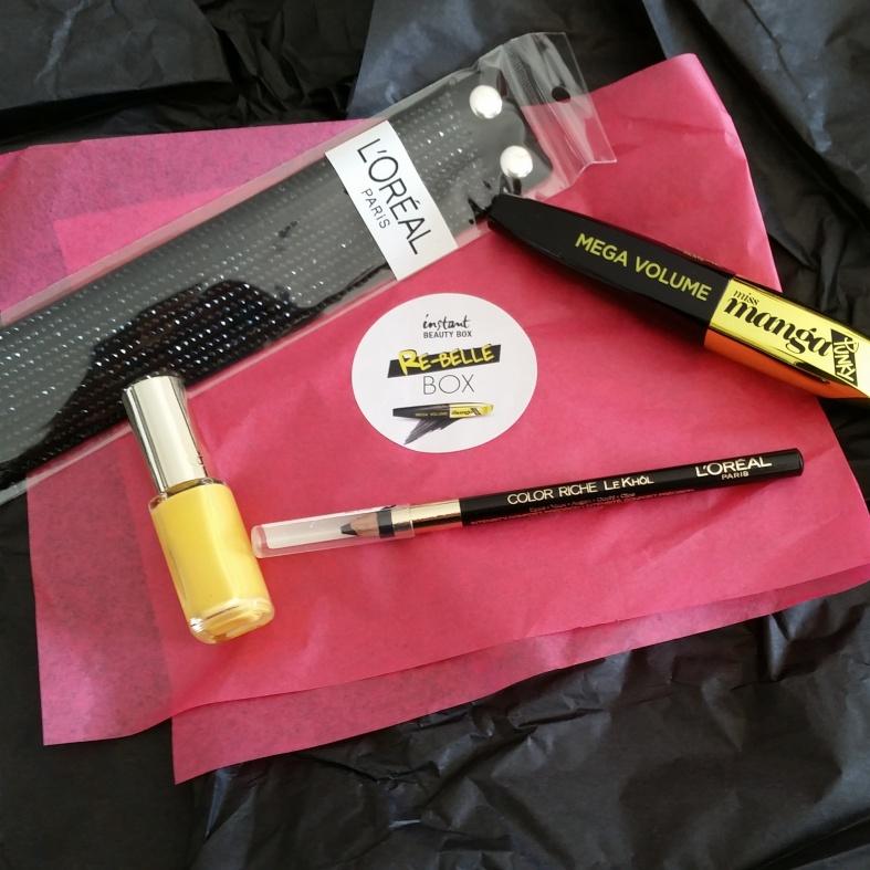Re-belle L'Oréal Box
