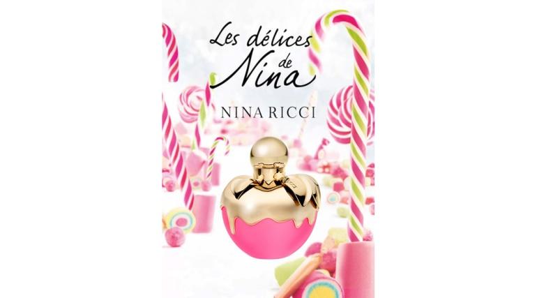 Les Délices de Nina Nina Ricci - Source Nina Ricci