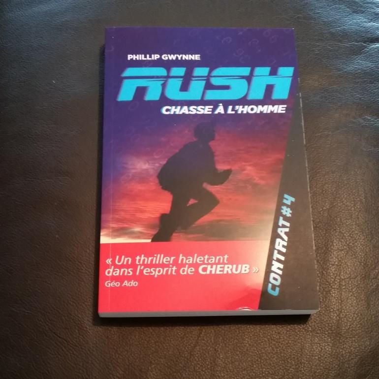 Rush Contrat 4 Phillip Gwynne