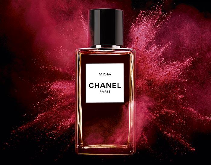 Les Exclusifs de Chanel - Misia - Source Newsletter de Chanel