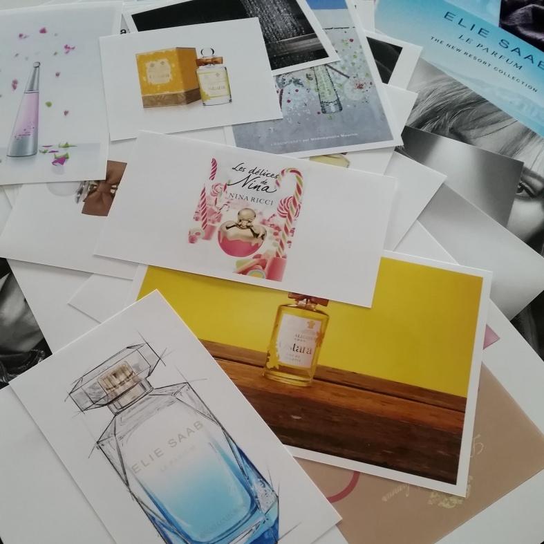 Photos de parfums