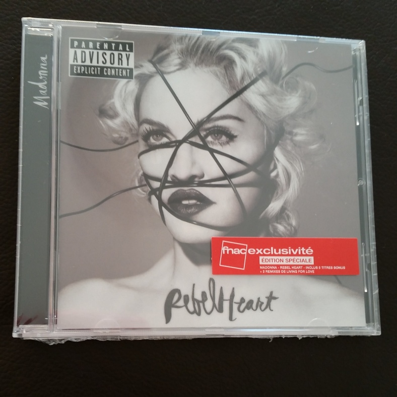 Rebel Heart de Madonna
