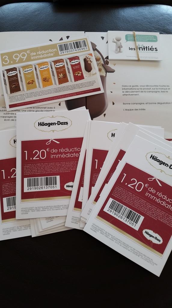 Häagen-Dazs Les Initiés