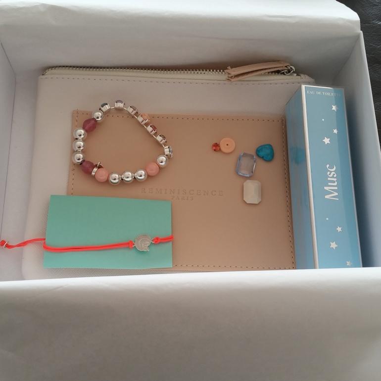 Box bijoux Reminiscence