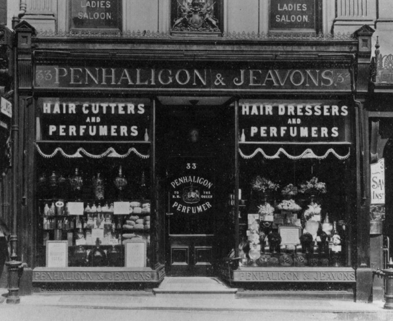 33 St James Street Penhaligons & Jeavons