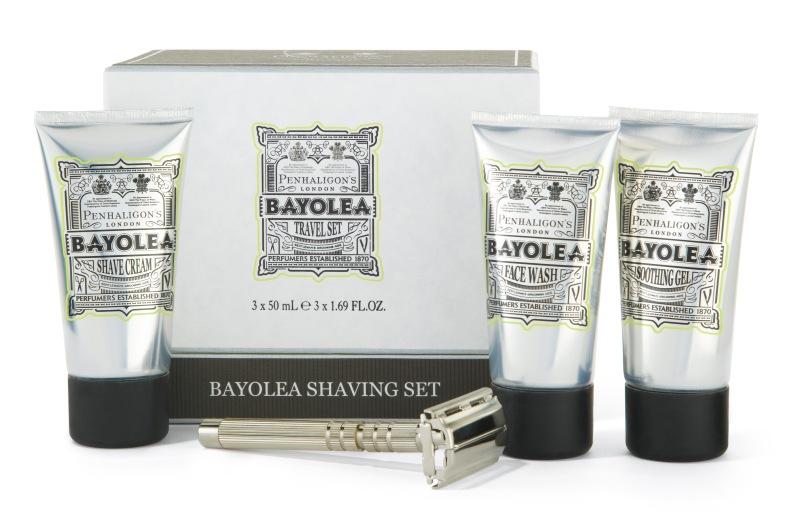 coffret grooming Bayolea de Penhaligon's