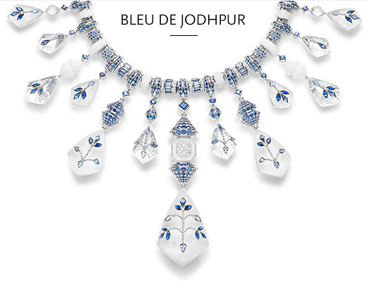 Bleu de Jodhpur de Boucheron