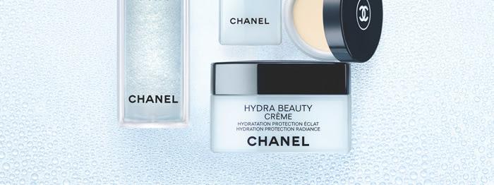 Hydra Beauty de Chanel - Source newsletter Chanel