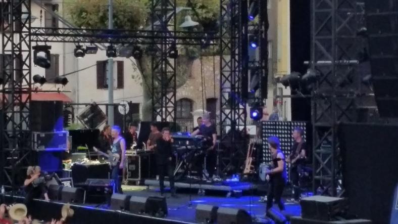 Hubert Félix Thiefaine à Vence au Festival Nuits du Sud