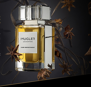 Cuir Impertinent de Thierry Mugler - Source Newsletter