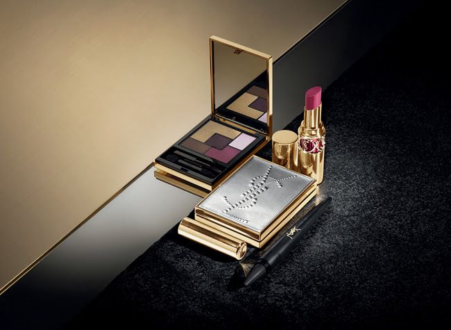Pretty Metal Yves Saint Laurent - Source Newsletter YSL