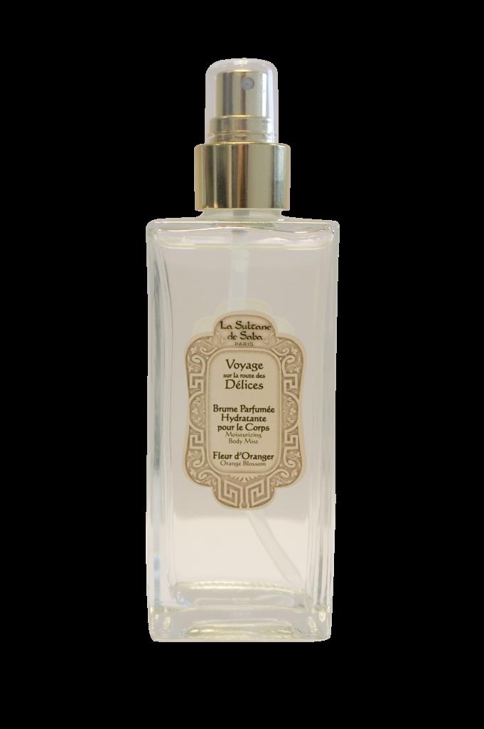 Brume hydratante parfumée corps et cheveux La Sultane de Saba