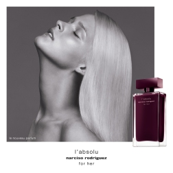 For Her L'Absolu Narciso Rodriguez Carmen Kass