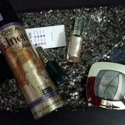 L'Oréal Box de Novembre