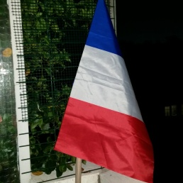 Mon drapeau le 27/11