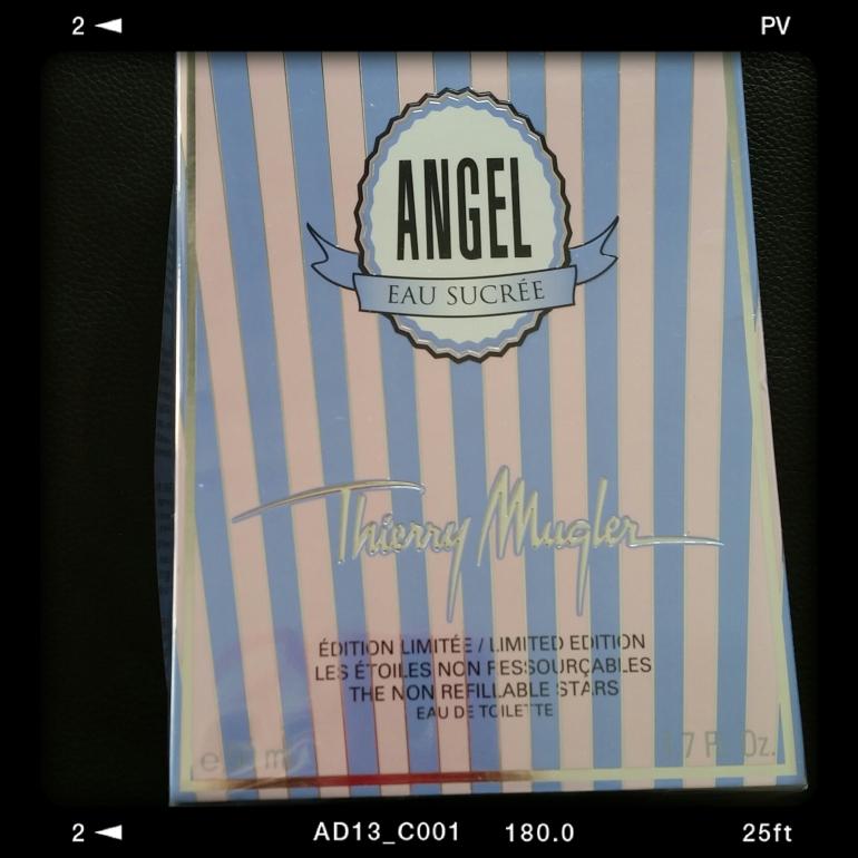 Angel Eau Sucrée de Thierry Mugler Edition limitée 2016