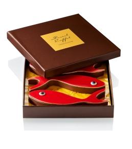 Les Triplés Chocolats Pâques Pascal Caffet