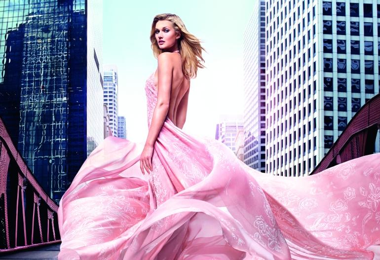 Elie Saab Le Parfum Rose Couture #ROSECOUTURE