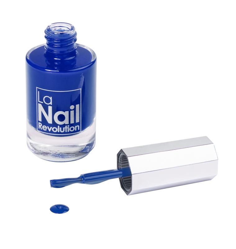 La Nail Revolution Rouge Bleu