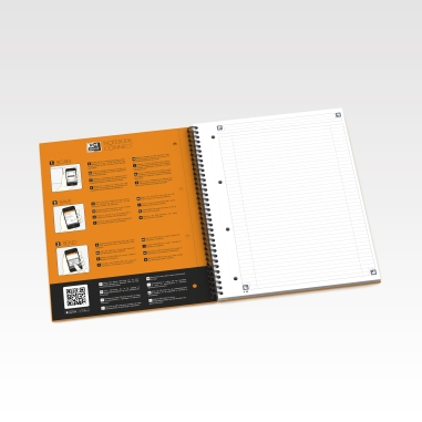 Oxford Notebook Connect