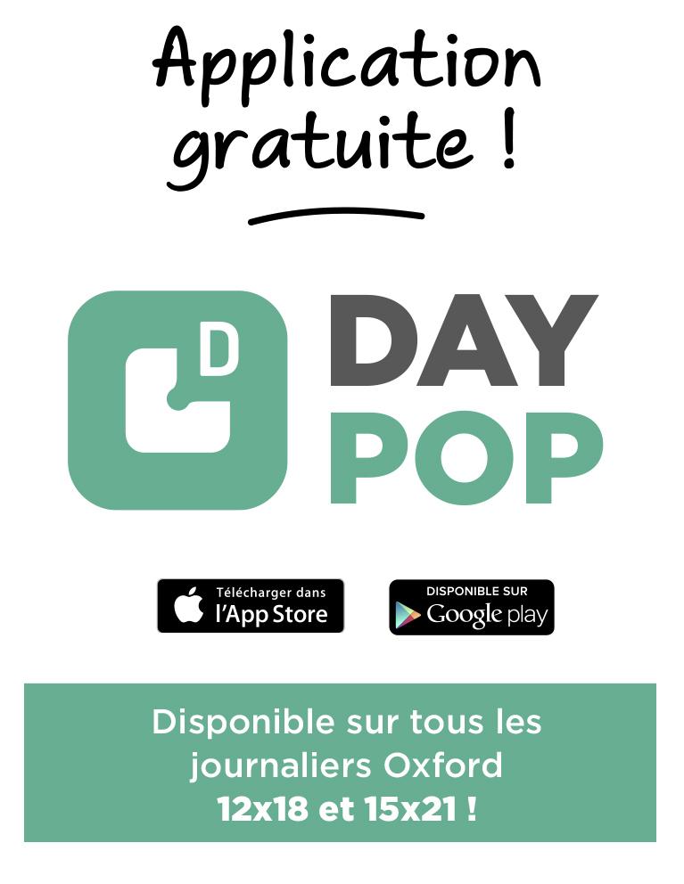 Oxford Day Pop Application
