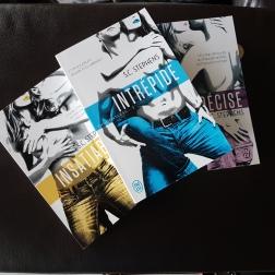Mes trois premiers tomes