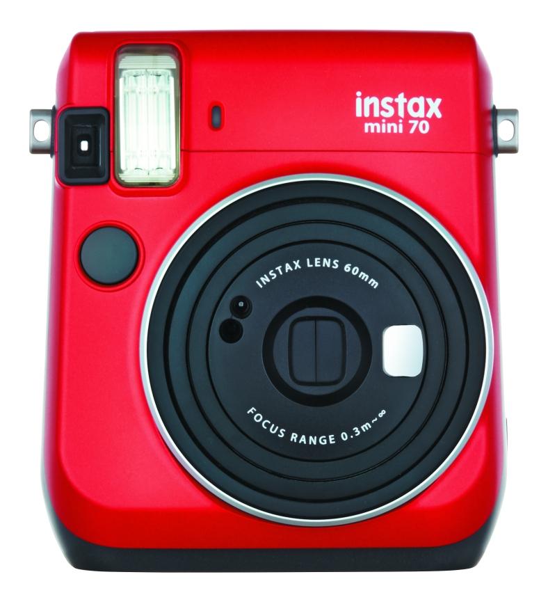 Fujifilm Mini 70 Rouge
