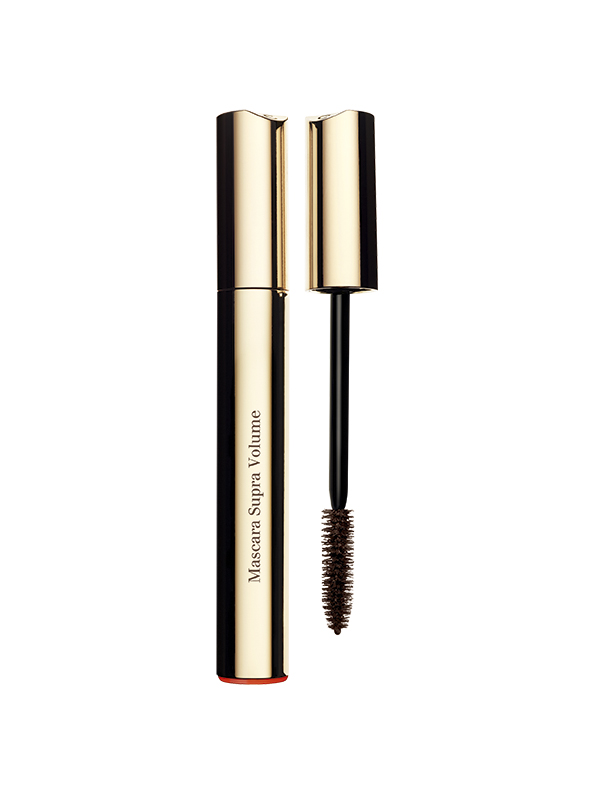 Look automne maquillage Clarins - mascara
