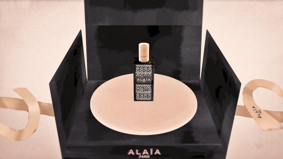 Eau de Parfum Alaïa Paris A la folie Edition Automne 2016