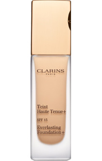Look automne maquillage Clarins - Teint Haute Tenue