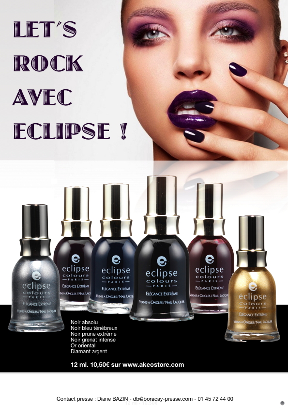 Vernis Eclipse Rock