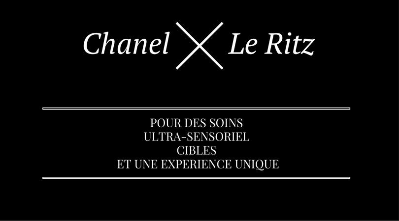 Chanel au Ritz