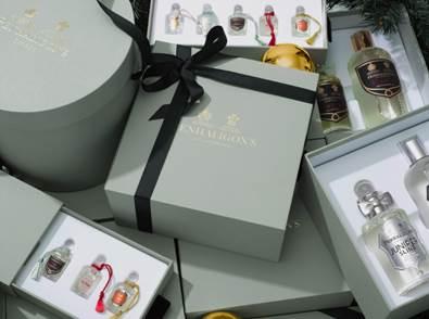 Coffrets parfums Noël Penhaligon's
