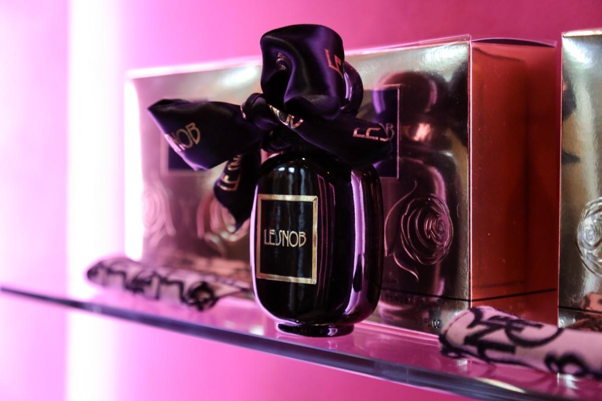 LeSnob x Les Parfums de Rosine