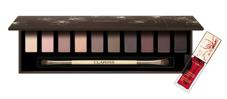 Palette 10 couleurs The Essentials Clarins