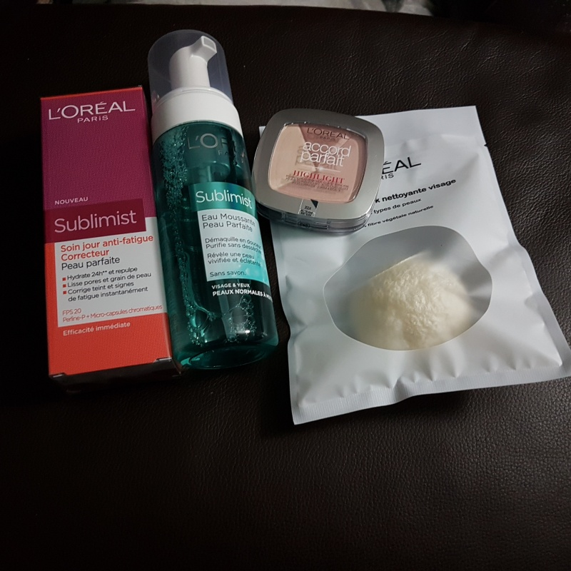 L'Oréal Box