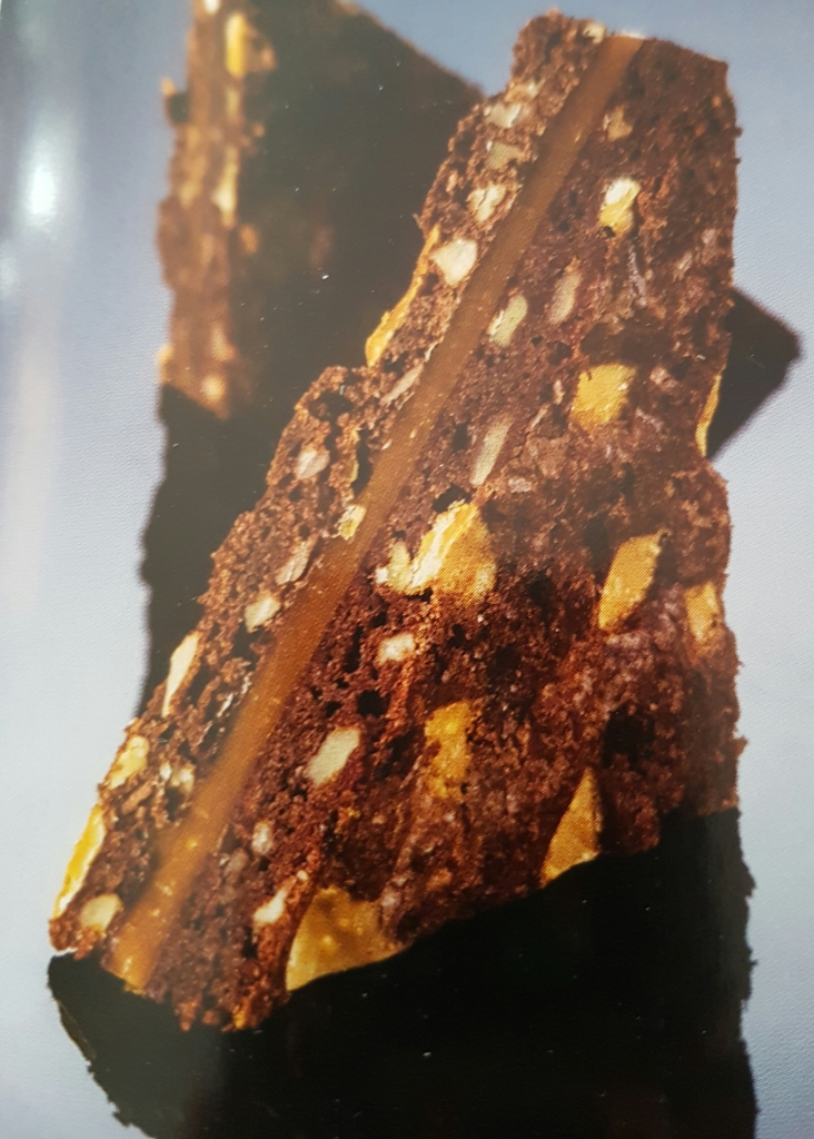 Brownies chaco-caramel © Regal