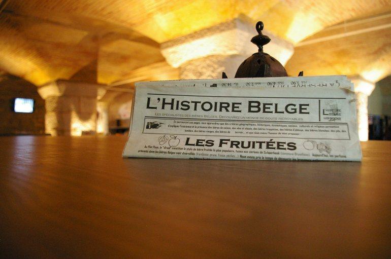 Histoire Belge Docks Marseille